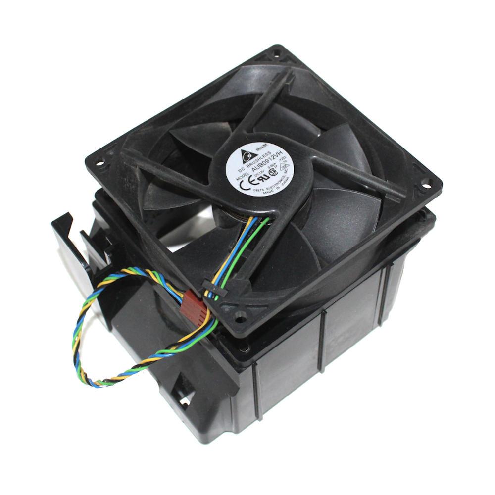 HP 460891-001 dc5800 5850 SFF Case Fan Assembly | Delta AUB0912VH